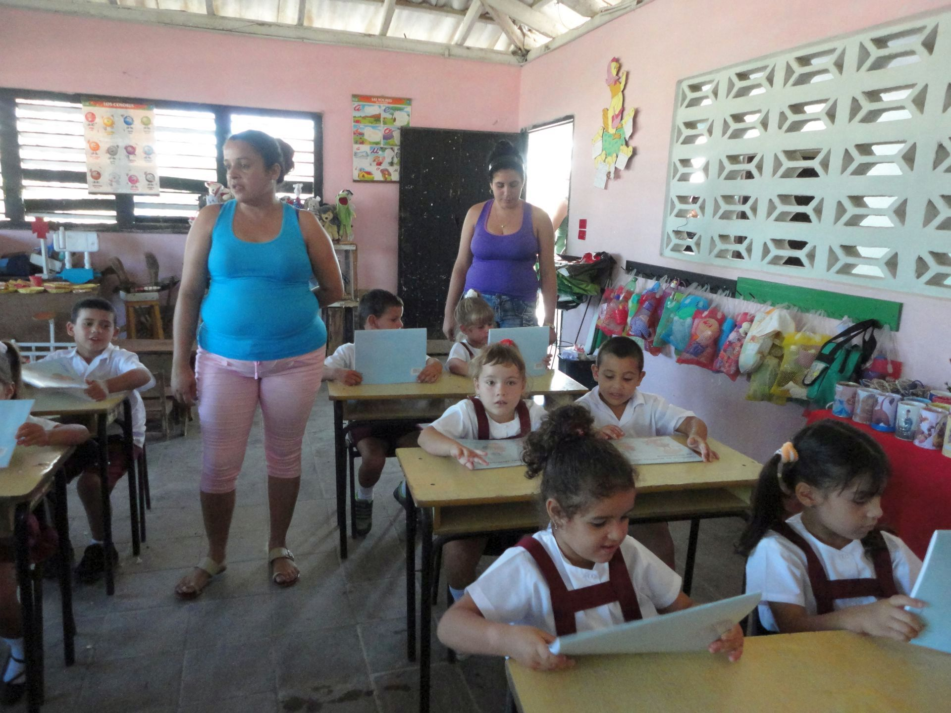 sancti spiritus, educacion, huracan irma, yaguajay, curso escolar