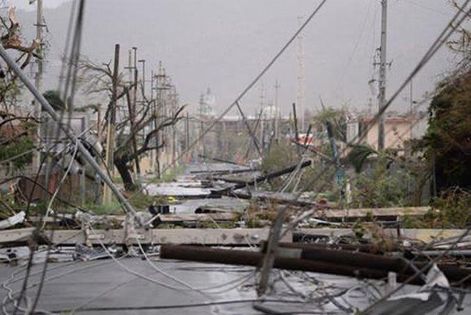 Puerto Rico, huracán Maria, Donald Trump