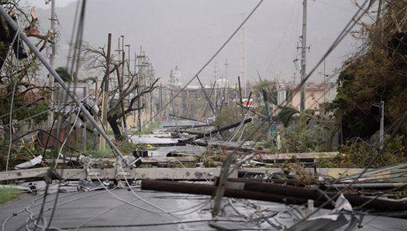 Puerto Rico, huracán, Maria