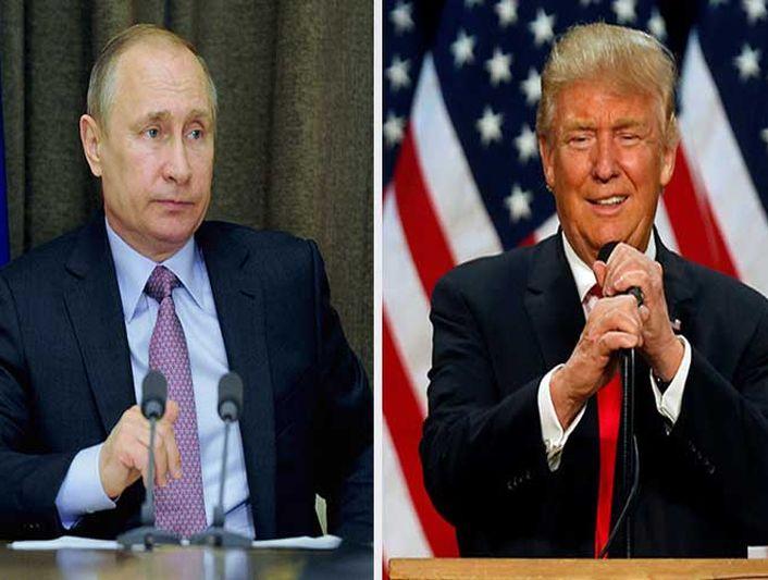 Rusia, Estados nidos, Vladimir Putin, Donald Trump