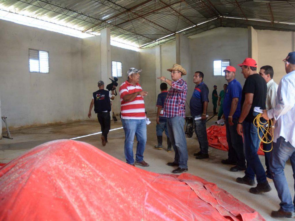 Yaguajay, agricultura, ministro, huracán irma