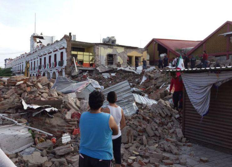 cuba, mexico, medicos cubanos, sismo, terremoto, oaxaca