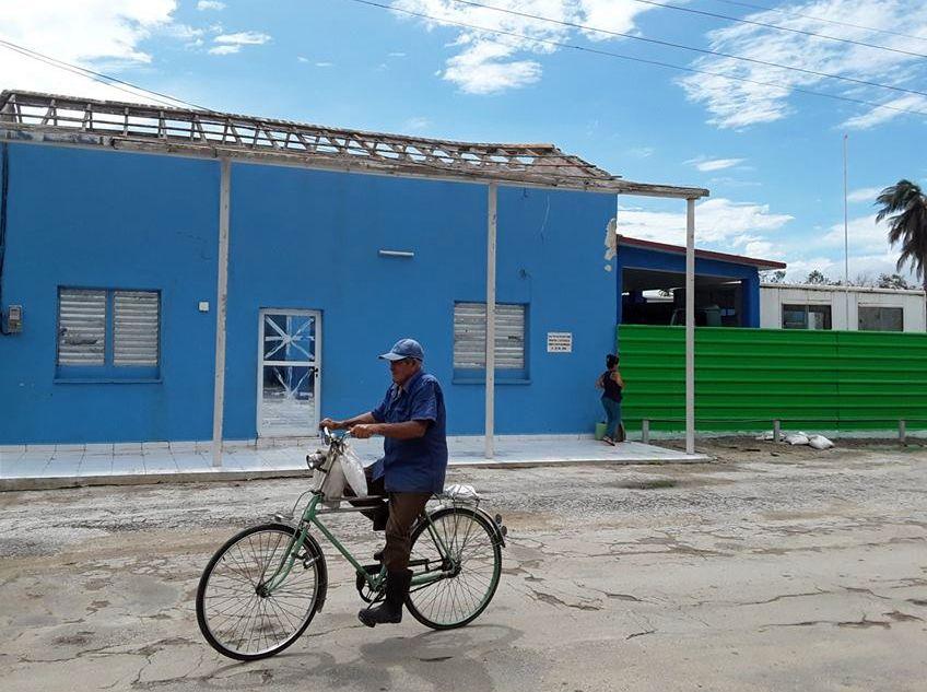 sancti spiritus, transporte, huracan irma, yaguajay