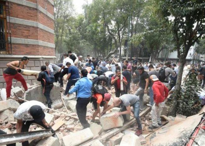 mexico, terremoto