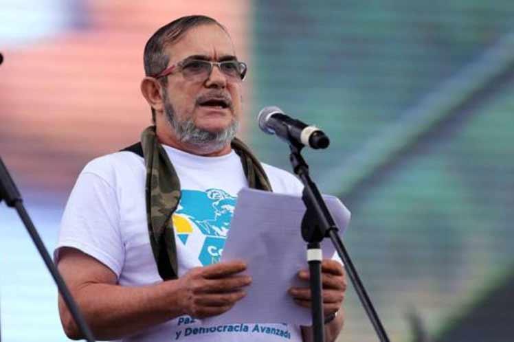 FARC, Colombia, Timochenko