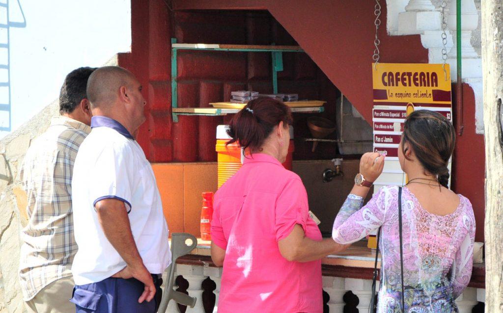 Yaguajay, trabajadores, cuenta propia