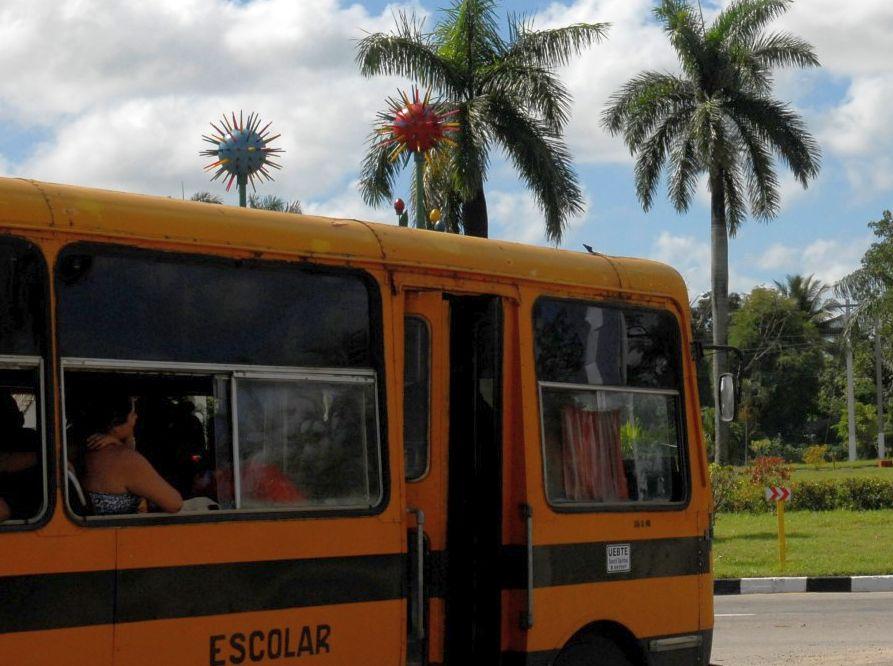 sancti spiritus, huracan irma, transporte