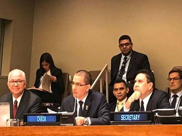 No Alineados, ONU, Venezuela, Cuba, Bruno Rodríguez