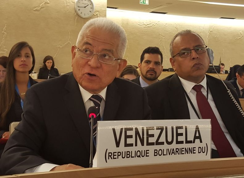 Jorge Valero: Han naufragado intentos por acabar con la Democracia en Venezuela