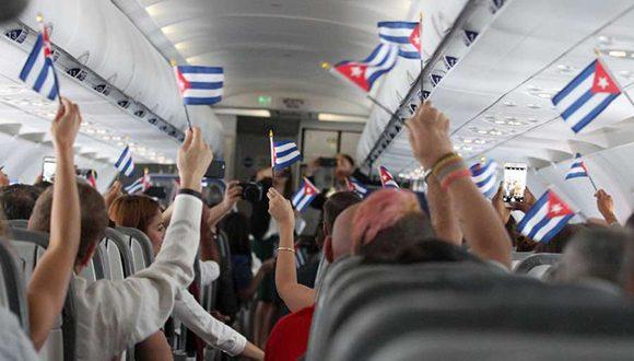 Cuba, viajes, Estados Unidos, vuelos, United Airlines