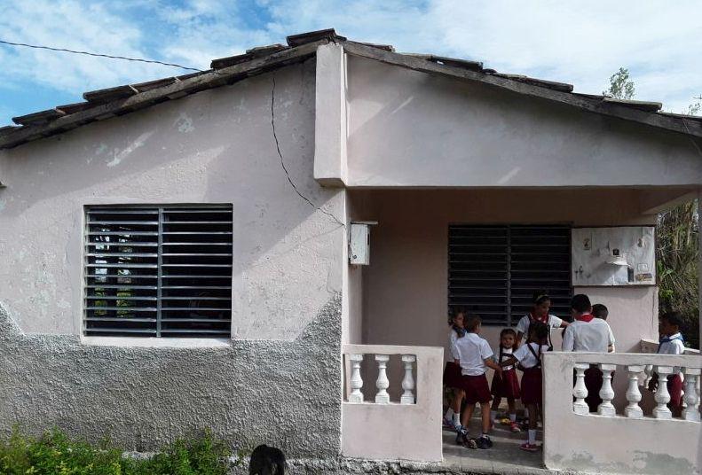 sancti spiritus, huracan irma, educacion, yaguajay, curso escolar