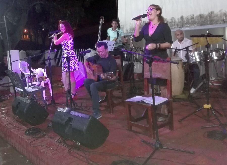 sancti spiritus, dia de la cultura cubana, casa de la guayabera, musica cubana