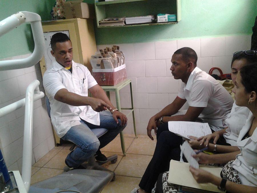 sancti spiritus, estomatologia, clinica estomatologica de luz y caballero, salud publica