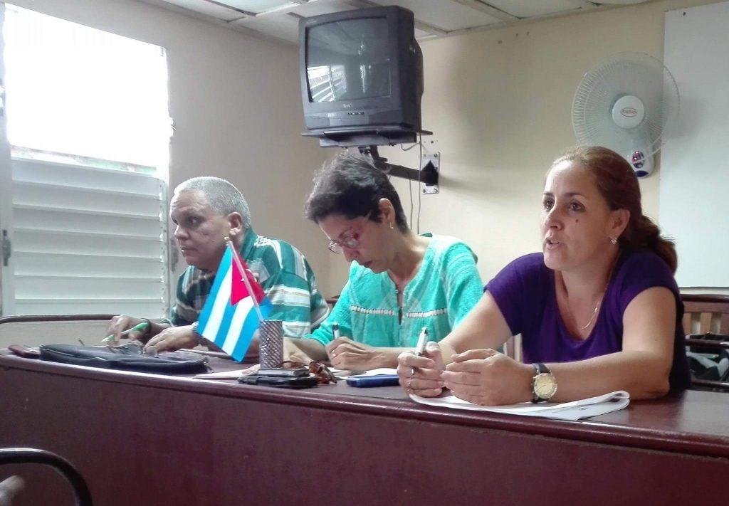Upec, periodistas, X Congreso, prensa, Sancti Spíritus