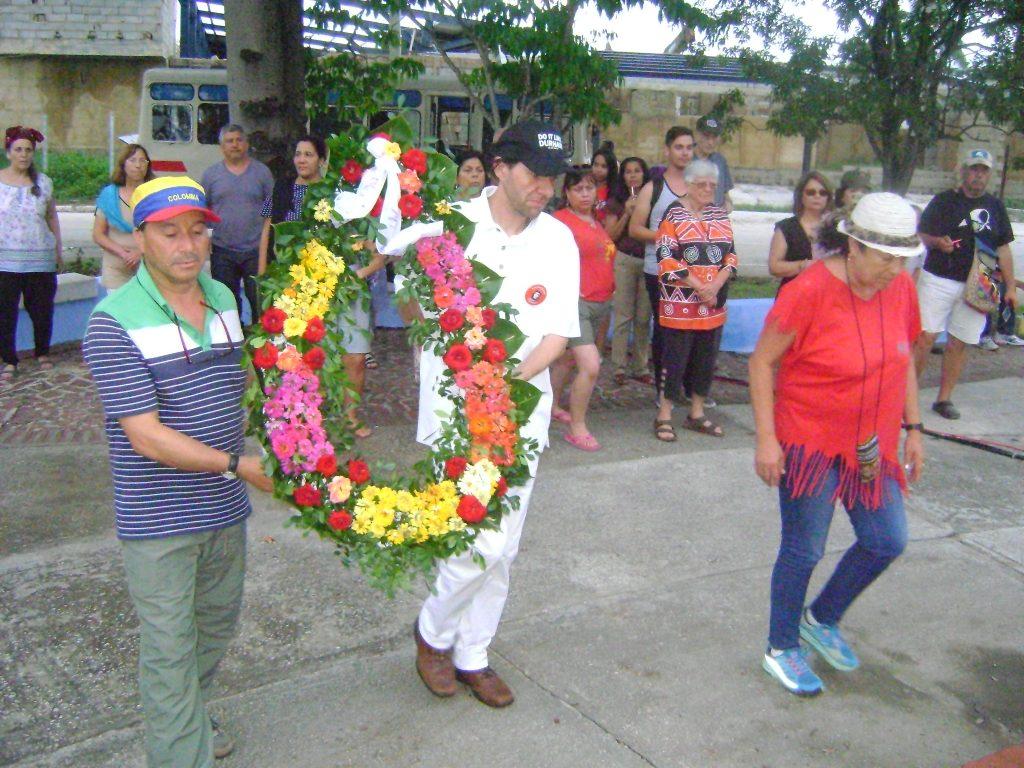 Cuba, Che Guevara, solidaridad, homenaje