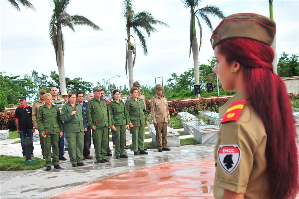 Camilo Cienfuegos, Yaguajay, Sancti Spíritus, homenaje