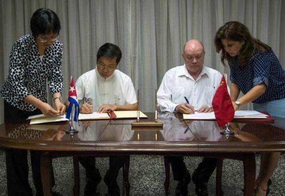 Cuba, China, relaciones, MINCEX