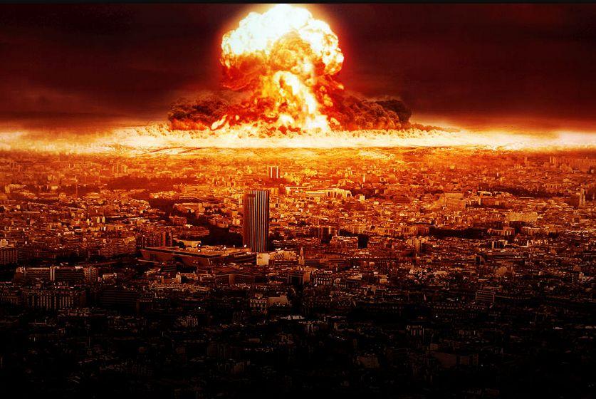 crisis de octubre, bomba atomica