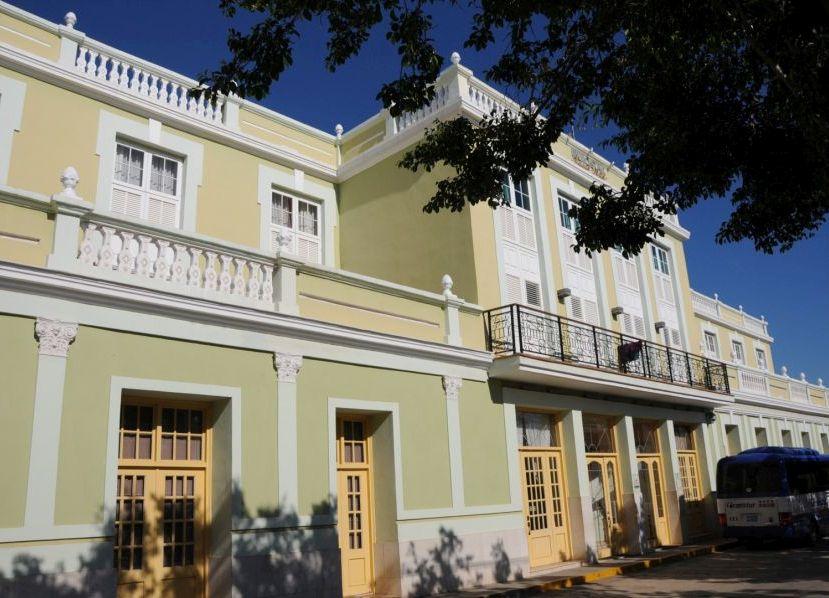sancti spiritus, trinidad, hotel iberostar trinidad, turismo