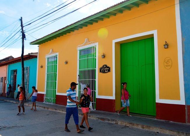turismo, Hoteles Encanto, trinidad