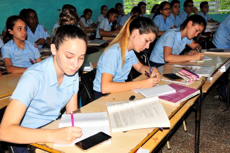 sancti spiritus, educacion, educacion general en cuba, perfeccionamiento de la educacion general en cuba