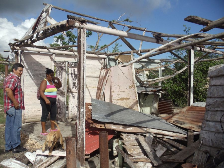 Yaguajay, huracán irma, recuperación