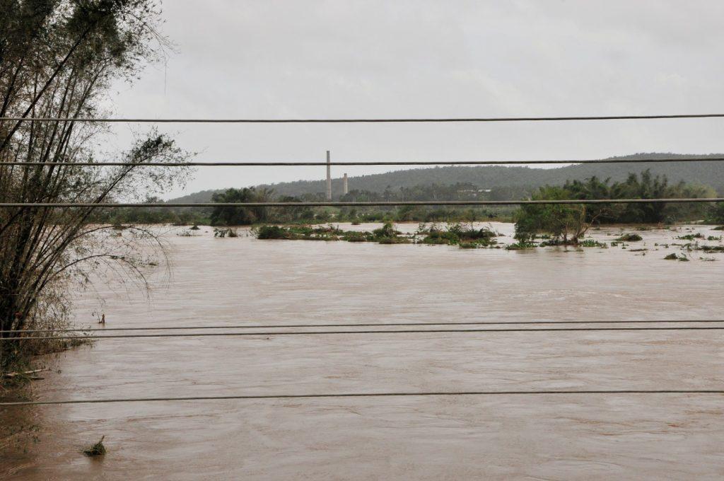 lluvias, Agabama, Sancti Spíritus