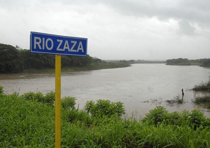 río Zaza, cuenca, Sancti Spíritus