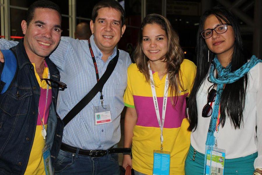 sancti spiritus, festival mundial de la juventud y los estudiantes, sochi, rusia, feu