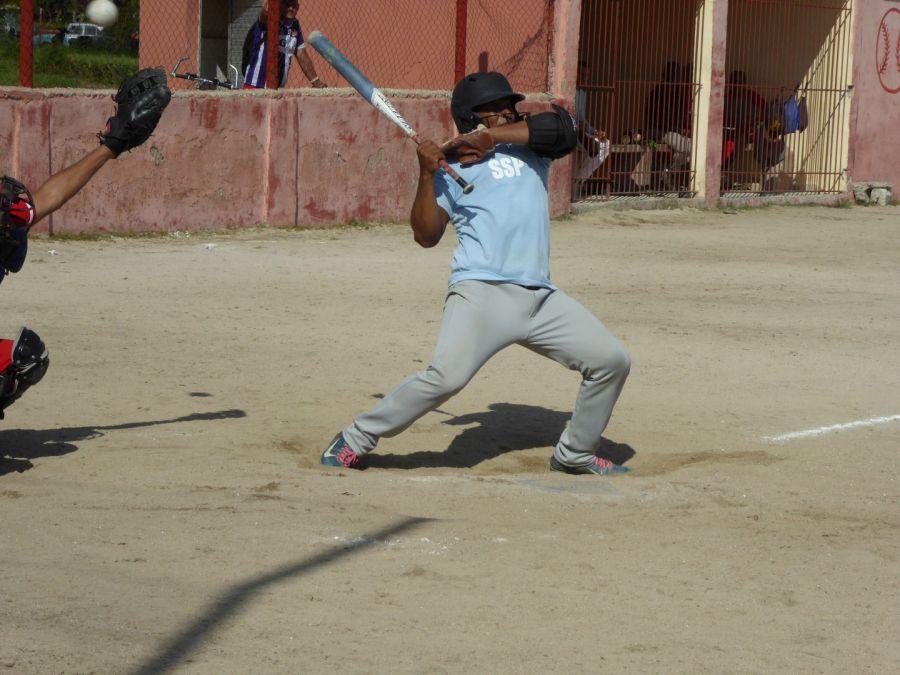 sancti spiritus. softbol