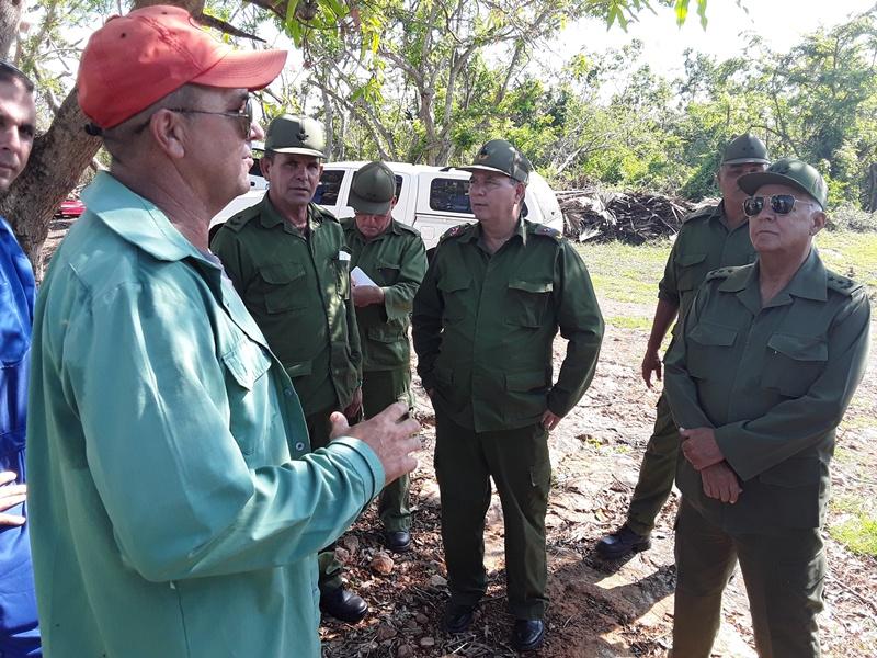 Yaguajay, Mayajigua, huracán Irma, recuepración