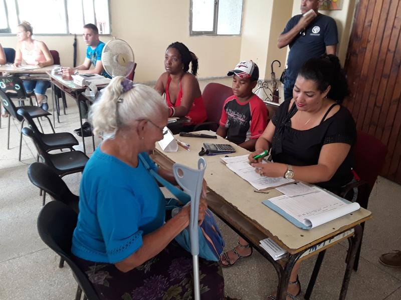 Yaguajay, Mayajigua, huracán Irma, recuperación