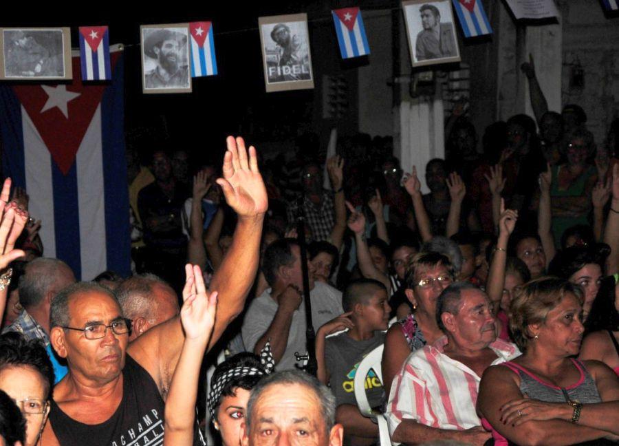 sancti spiritus, asamblea de nominacion, cuba en elecciones 2017, elecciones en cuba 2017