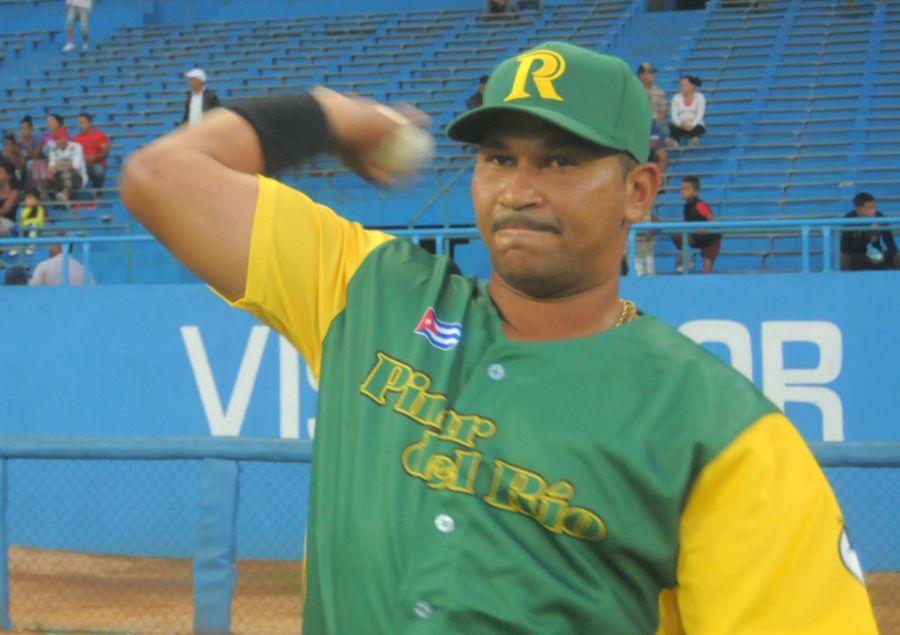 Béisbol, Frederich Cepeda, Sancti Spíritus, Pinar del Río, Serie Nacional