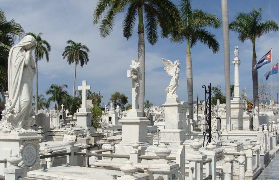 sanctiago de cuba, raul castro, cementerio santa ifigenia, carlos manuel de cespedes, mariana grajales, historia de cuba, guerra de independencia