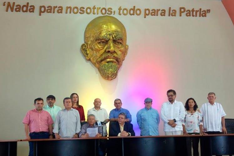 Colombia, paz, FARC, ELN, diálogo