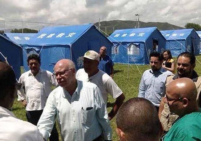 cuba, mexico, medicos cubanos, terremoto, sismo, contingente henry reeve