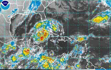 depresión Tropical, meteorología, defensa civil, Cuba