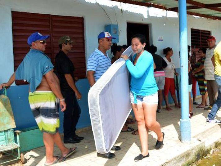 cuba, huracan irma, ministerio de finanzas y precios, donaciones
