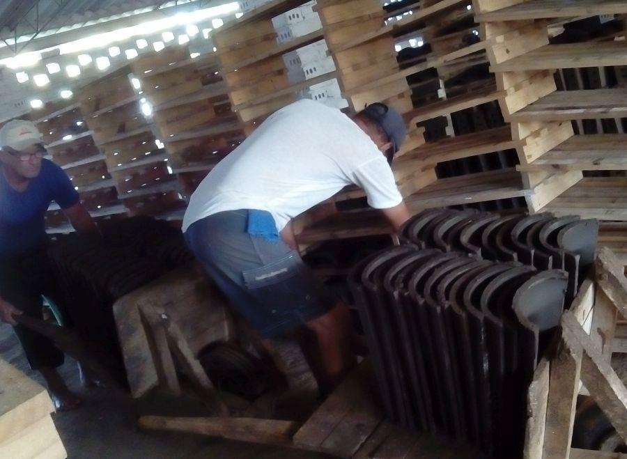 sancti spiritus, huracan iema, tejas, empresa de materiales de la constriccion, yaguajay, viviendas