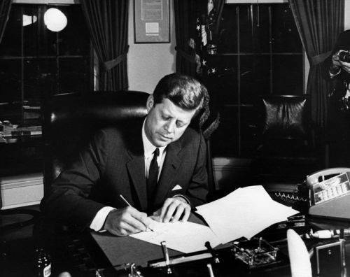 Estados Unidos, Donald Trump, Jonh F. Kennedy