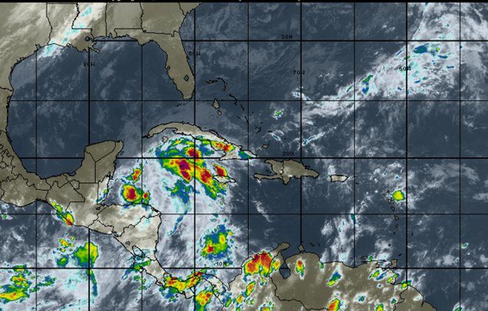sancti spiritus, cuba, tormenta tropical, intensas lluvias, presa zaza, consejo de defensa
