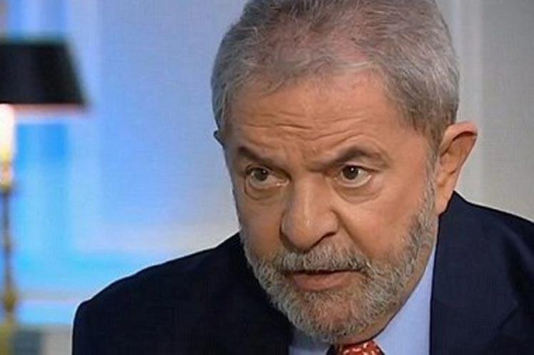 Brasil, Lula da Silva, elecciones 2018, PT