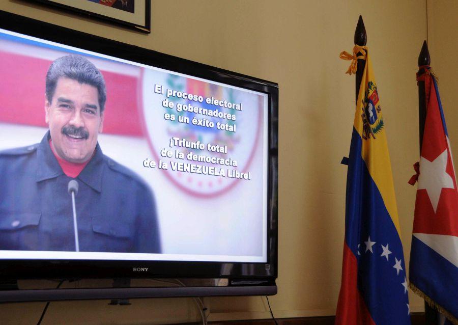 cuba, venezuela, nicolas maduro, oposicion venezolana, estados unidos, donald trump