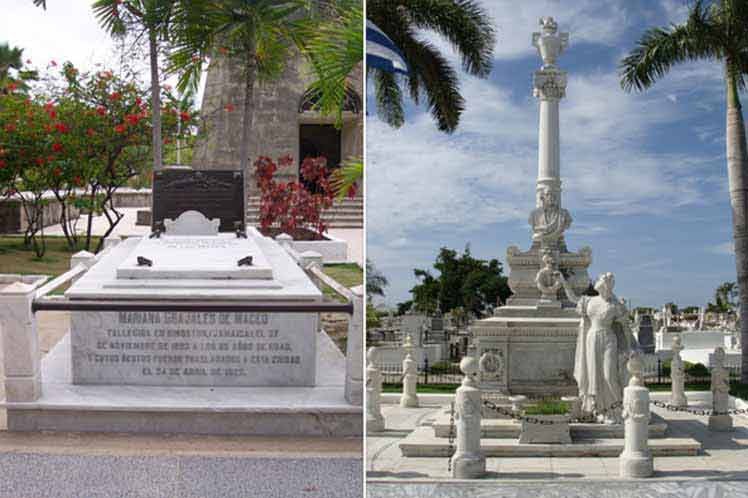Acercarán restos de Céspedes y Grajales a los de Fidel Castro