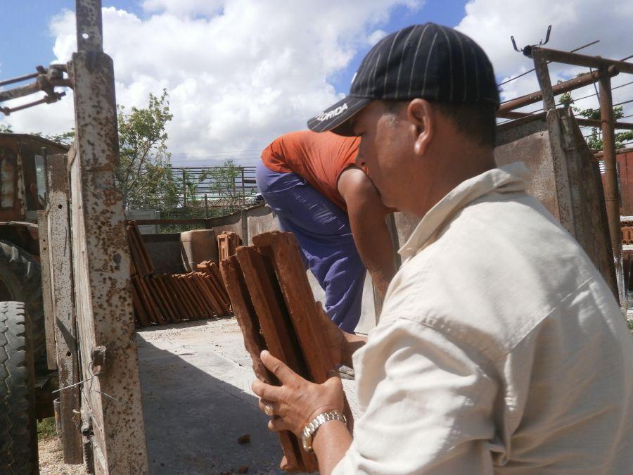 sancti spiritus, huracan irma, yaguajay, materiales de la construccion, recuperacion
