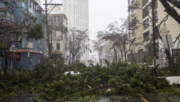 Puerto Rico, Donald Trump, huracán Maria