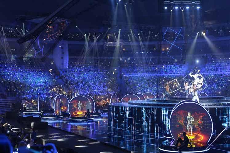 Sochi, Festival, Juventud, Estudiantes, Rusia