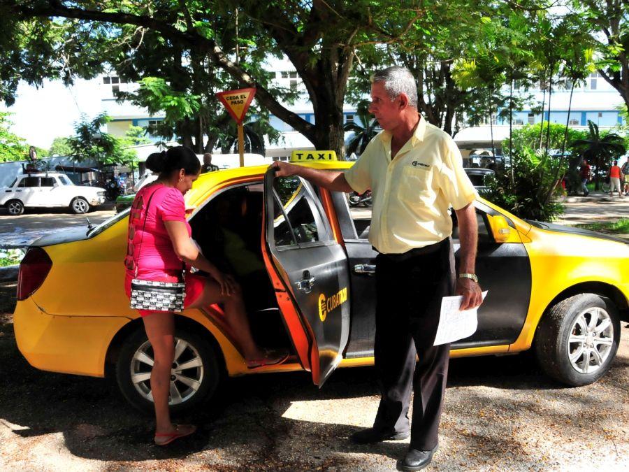sancti spiritus, transporte, taxi, salud publica