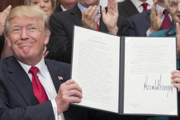 EE.UU., Donald Trump, Unesco